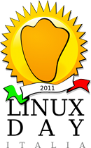 Linux Day 2011 Logo