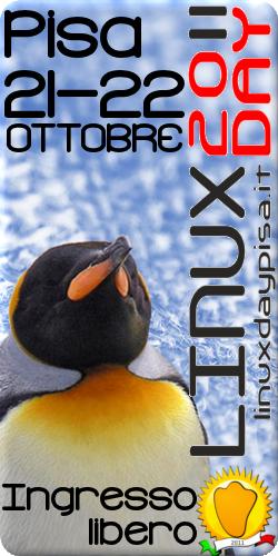 GULP - Linux Day 2011 a Pisa!